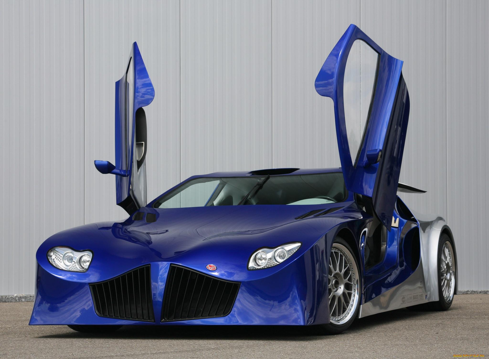 Самая быстрая машина в мире 1 фотография